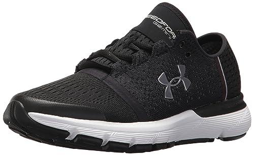 UA W Speedform Gemini Vent, Zapatillas de Entrenamiento para Mujer, Negro (Black 002), 39 EU Under Armour