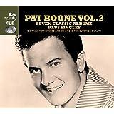 7 Classic Albums Plus Bonus Singles [Audio CD] Pat Boone