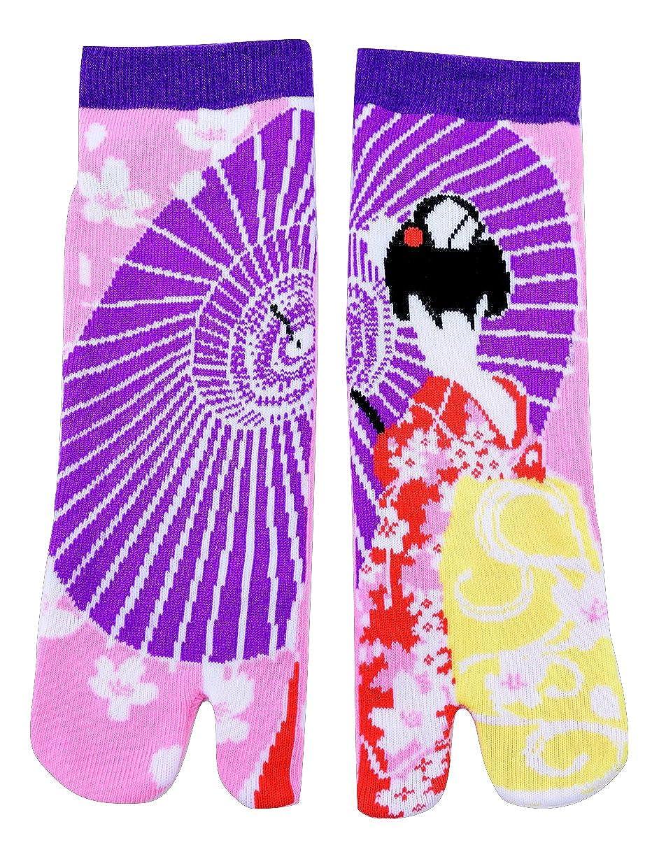 Japanese Ninja Tabi Socks Shinobiya Original: Maiko