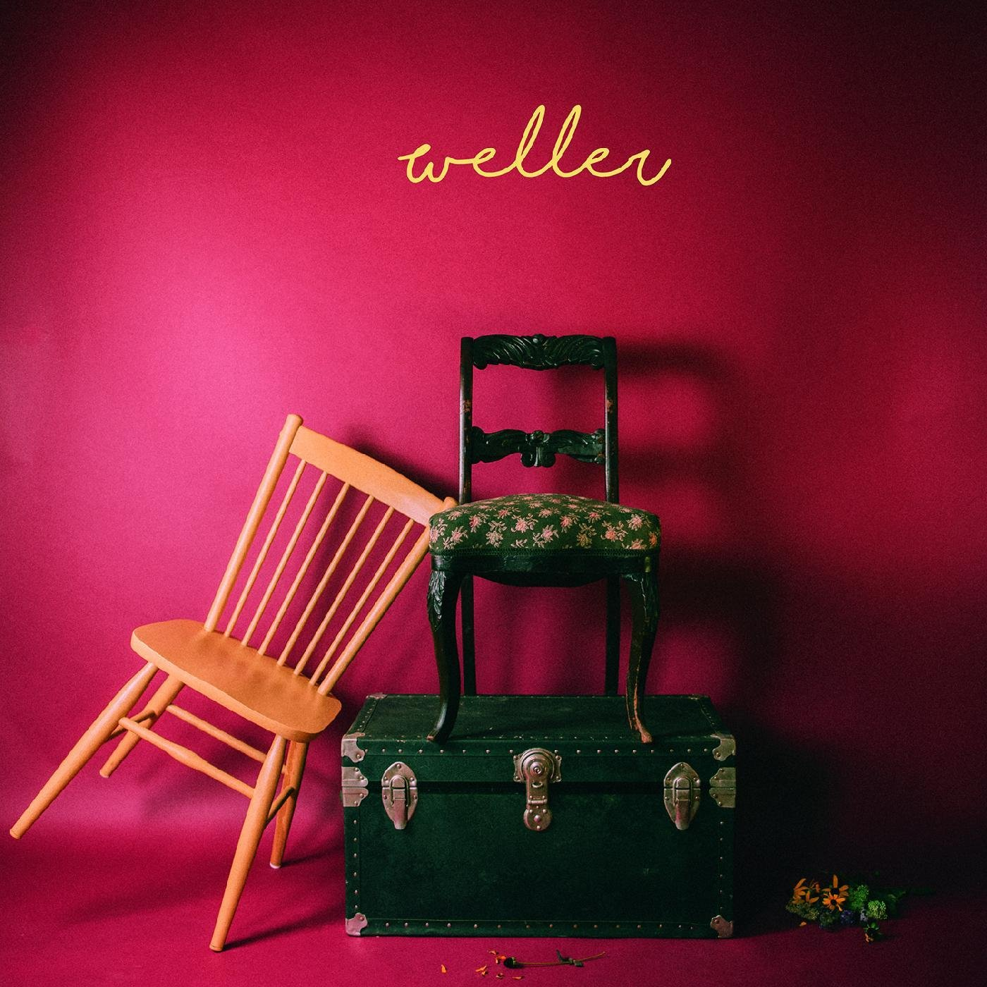 Cassette : Weller - Weller (Cassette)