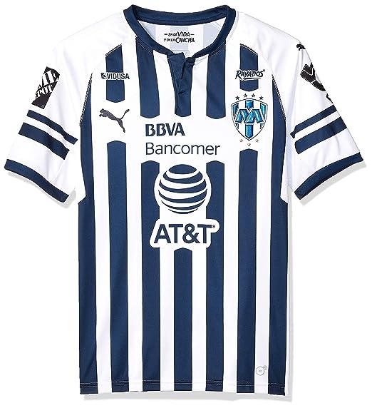a2bd321ca3566 PUMA Liga MX Mens Licensed Replica Jersey