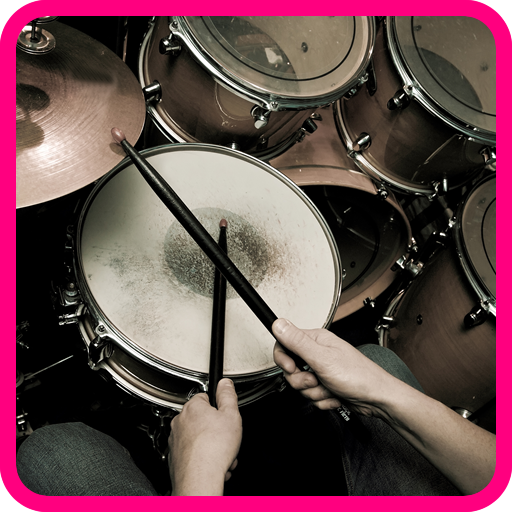 - Real Drum Set