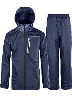 SWISSWELL Herren Trainingsanzug Sportanzug Jogging Jacke