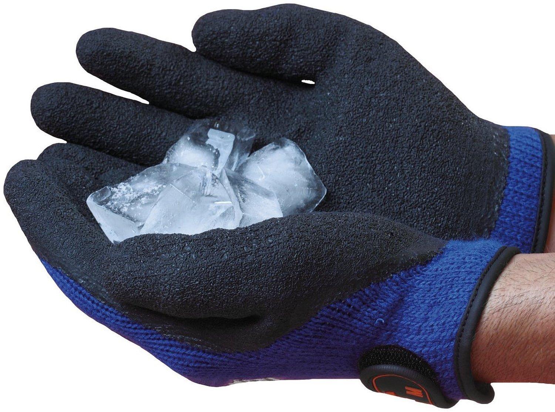 Resistencia a temperaturas extremas por debajo de los Guantes de invierno para hielo 22/ºC Small