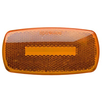 Optronics (A32ABP) Amber Replacement Lens for MC/MC32 Series Light: Automotive