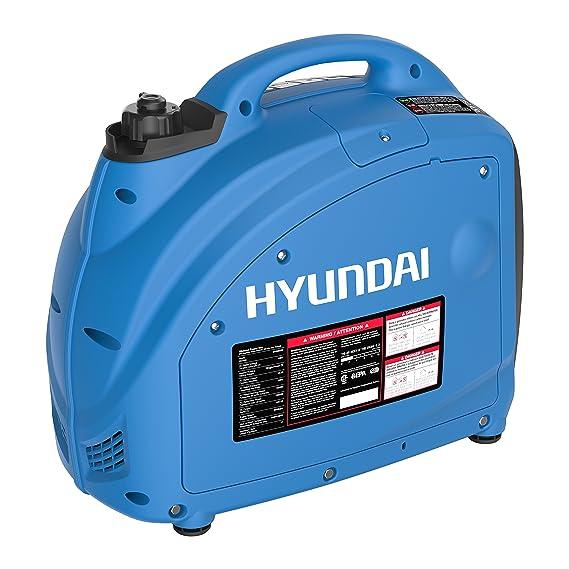Hyundai HY2000si 2200-Watt Portable Inverter Generator: Amazon in