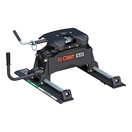 Curt Fifth Wheel Hitch >> Curt 16536 Fifth Wheel Hitch Head With R20 Roller Hitches