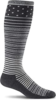 product image for Sockwell Women's Twister Firm Graduated Compression Sock