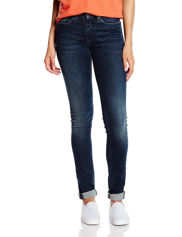 Hilfiger Denim Damen Jeanshose Mid Rise Skinny Nora Dydst