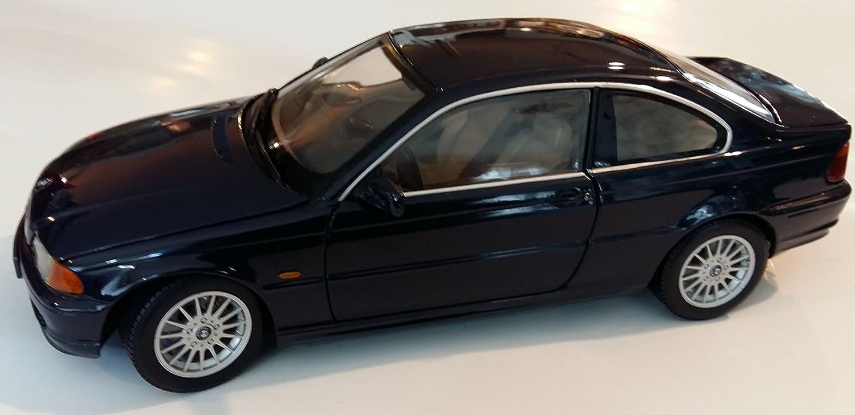 BMW 328 CI Coupe Kyosho 1:18 dunkelblau