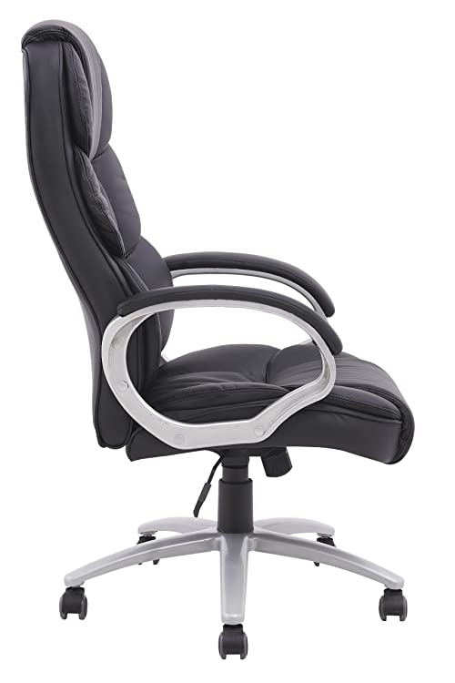 High Back Executive Leather Ergonomic Office Desk Computer Chair