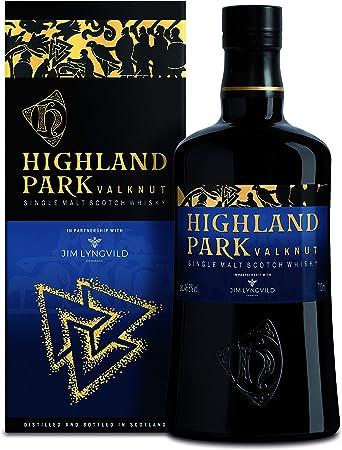 Highland Park Escocés Malta Whisky, 700 ml, Pack de 1