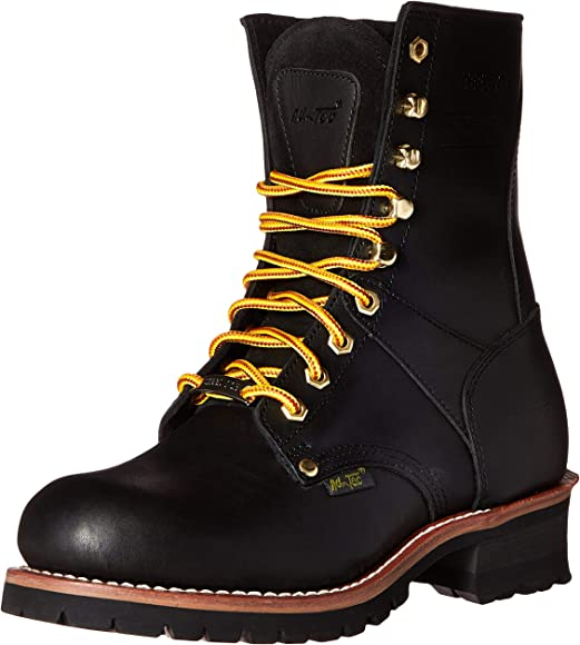 Super Logger Steel Toe Boots