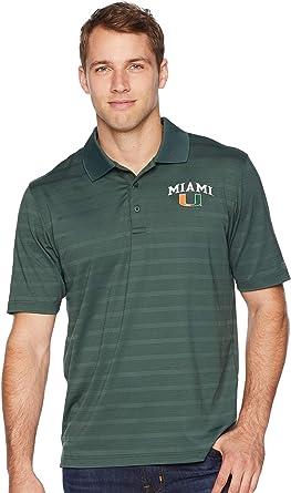 Champion College Mens Miami Hurricanes Solid Polo At Amazon Men S