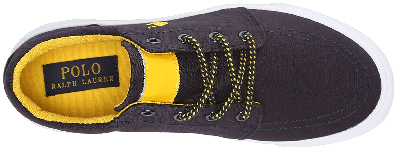 Toddler//Little Kid//Big Kid Polo Ralph Lauren Kids Faxon II Canvas Sneaker