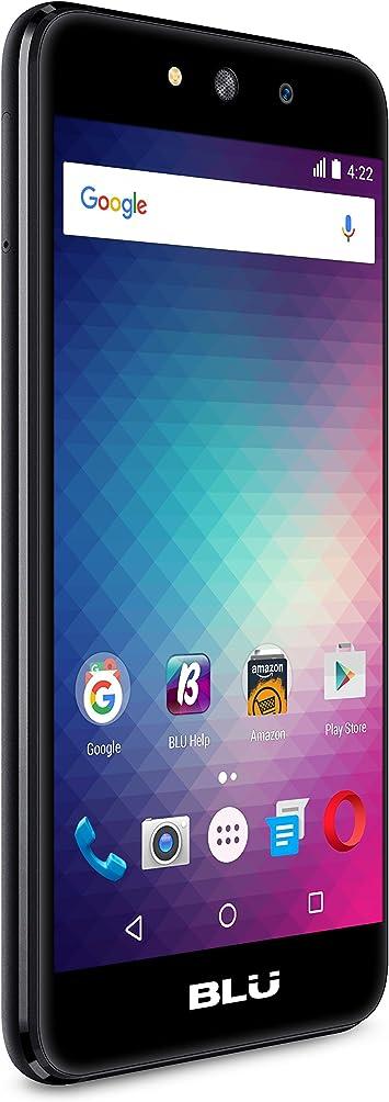 BLU Grand Energy -Smartphone Libre Doble SIM -Súper Batería de ...