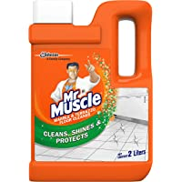Mr Muscle Marble and Terrazzo 3-in-1 Floor Cleaner, 2L