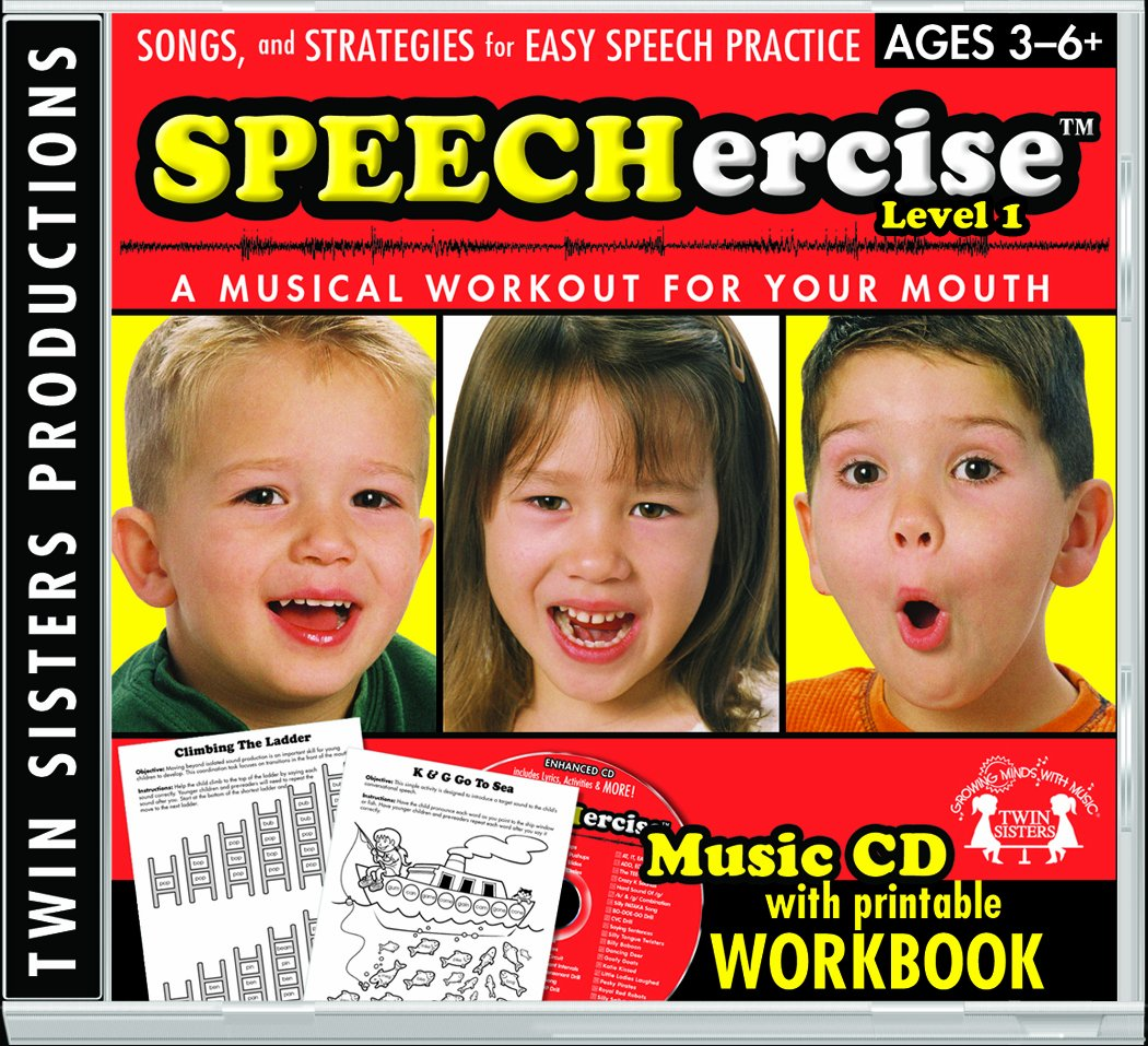 Speechercise: Level 1