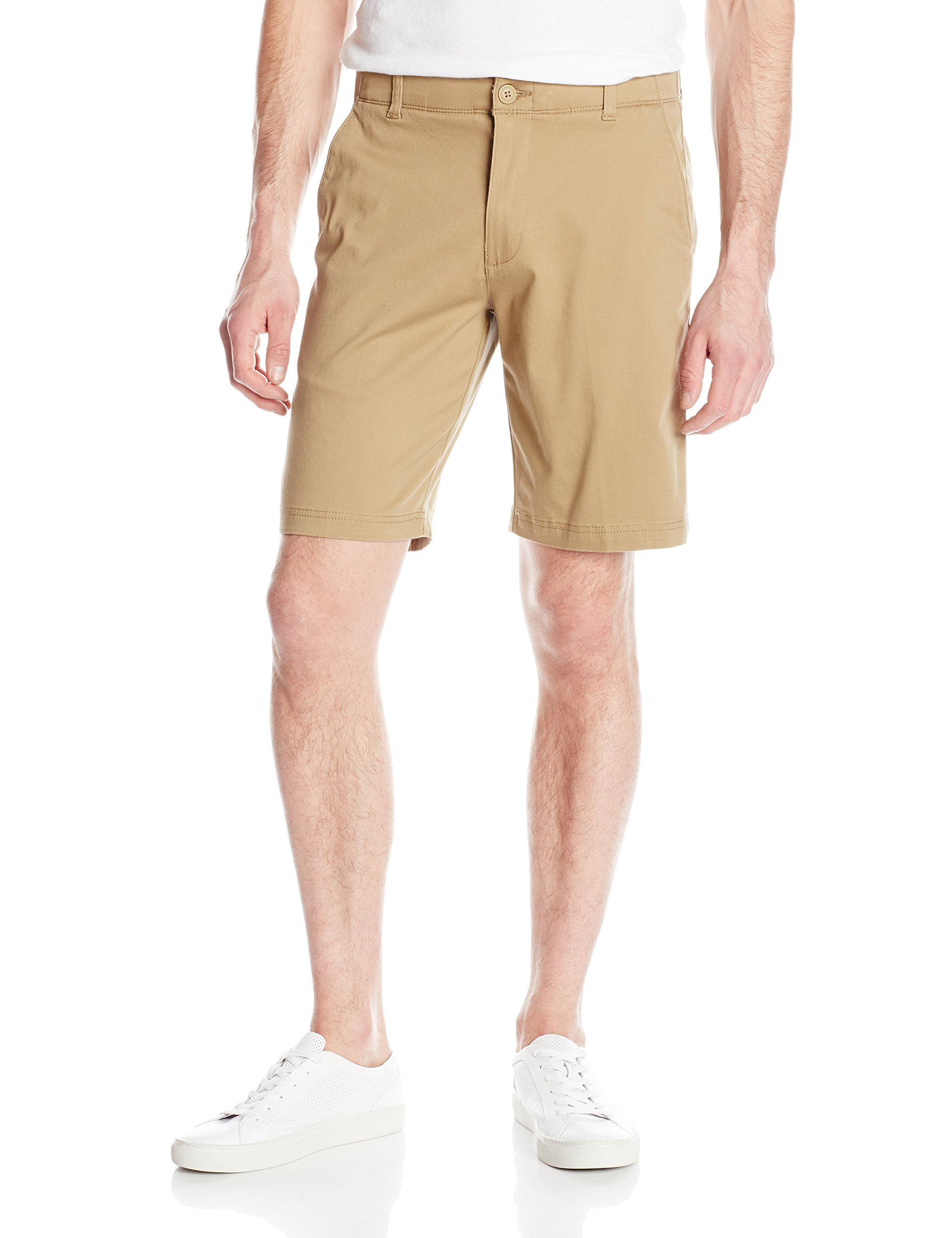 LEE Men's Performance Series Extreme Comfort Short, Original Khaki, 32