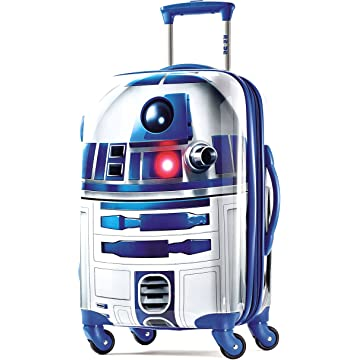 powerful American Tourister Star Wars Spinner