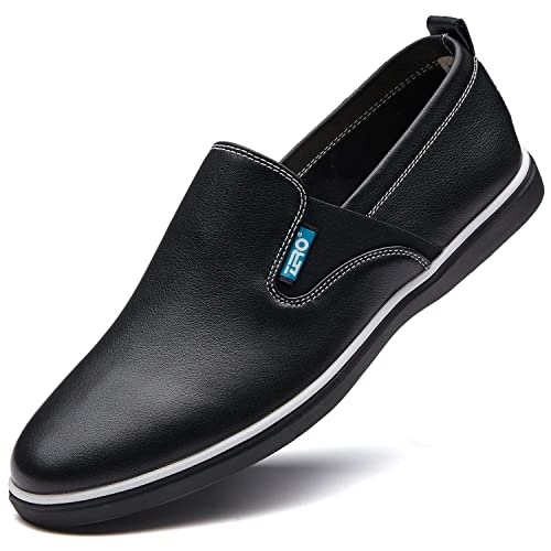 fc56551943df6 ZRO Men's Casual Walking Shoes Slip-On Fashion Loafer