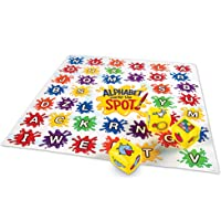 Learning Resources Alfombrilla Alphabet Marks The Spot
