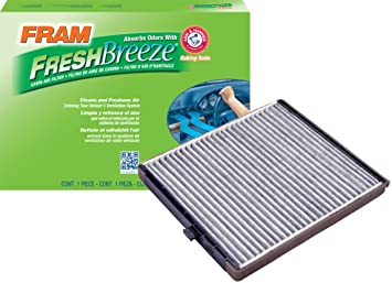 Amazon.com: FRAM CF10546 Filtro de aire de cabina Fresh ...