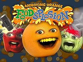 Clip: Annoying Orange - Foodsplosion
