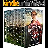 Cowboy Billionaires At Havenview Ranch : Billionaire Ranch Brothers Boxset