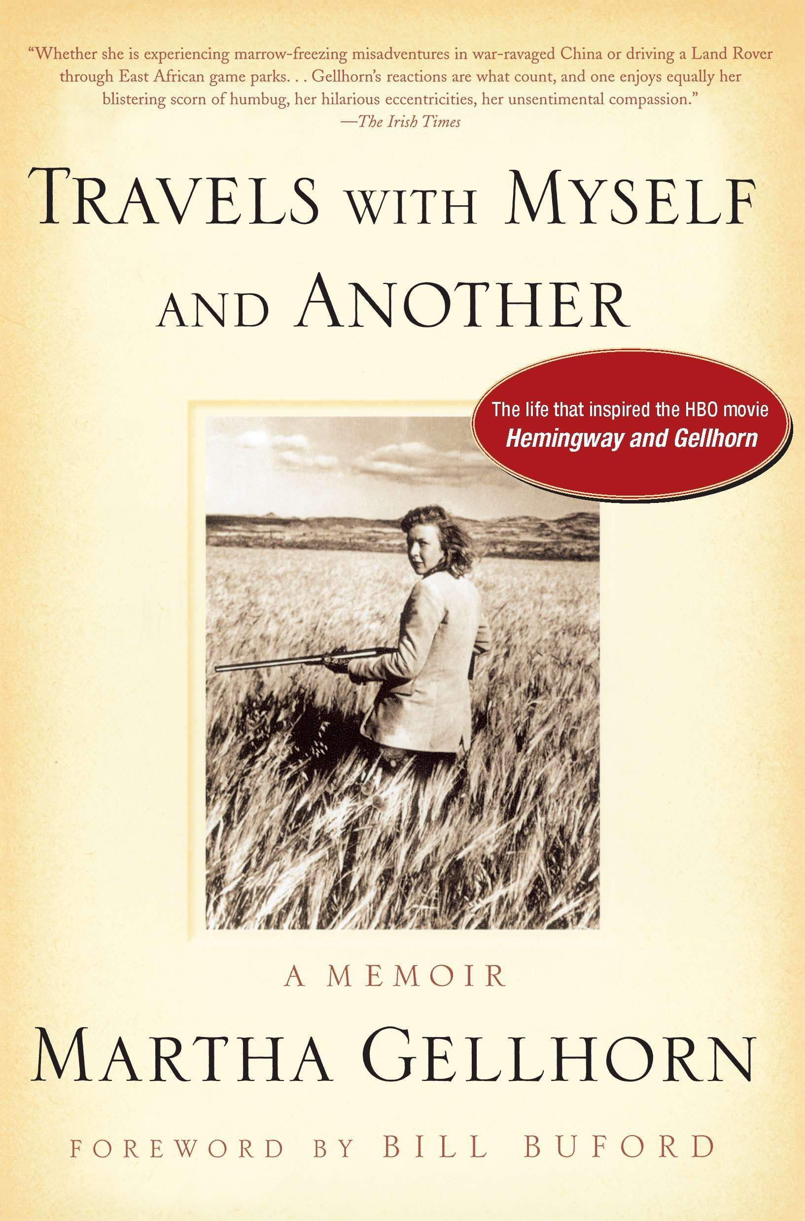 Read Online Travels with Myself and Another: A Memoir ebook