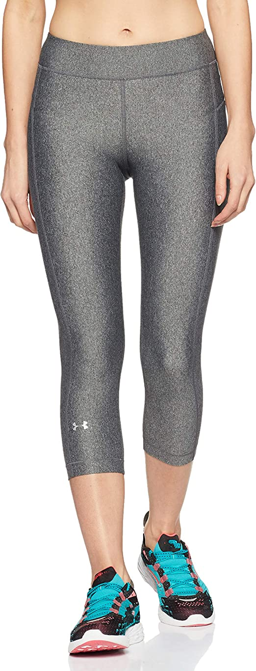 Under Armour HG Armour Capri - Leggings Capri Mujer