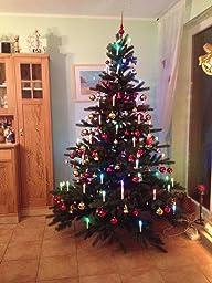 k nstlicher weihnachtsbaum nordmanntanne spritzguss 210 cm kunsttanne christbaum. Black Bedroom Furniture Sets. Home Design Ideas
