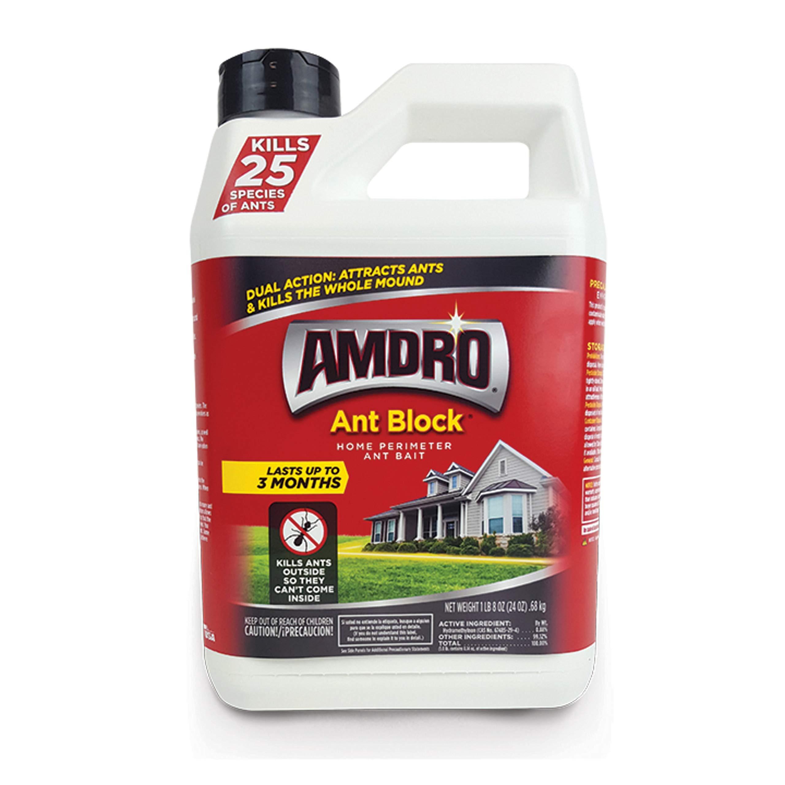Amdro 100099216 Ant Block Granule, 24 Ounces