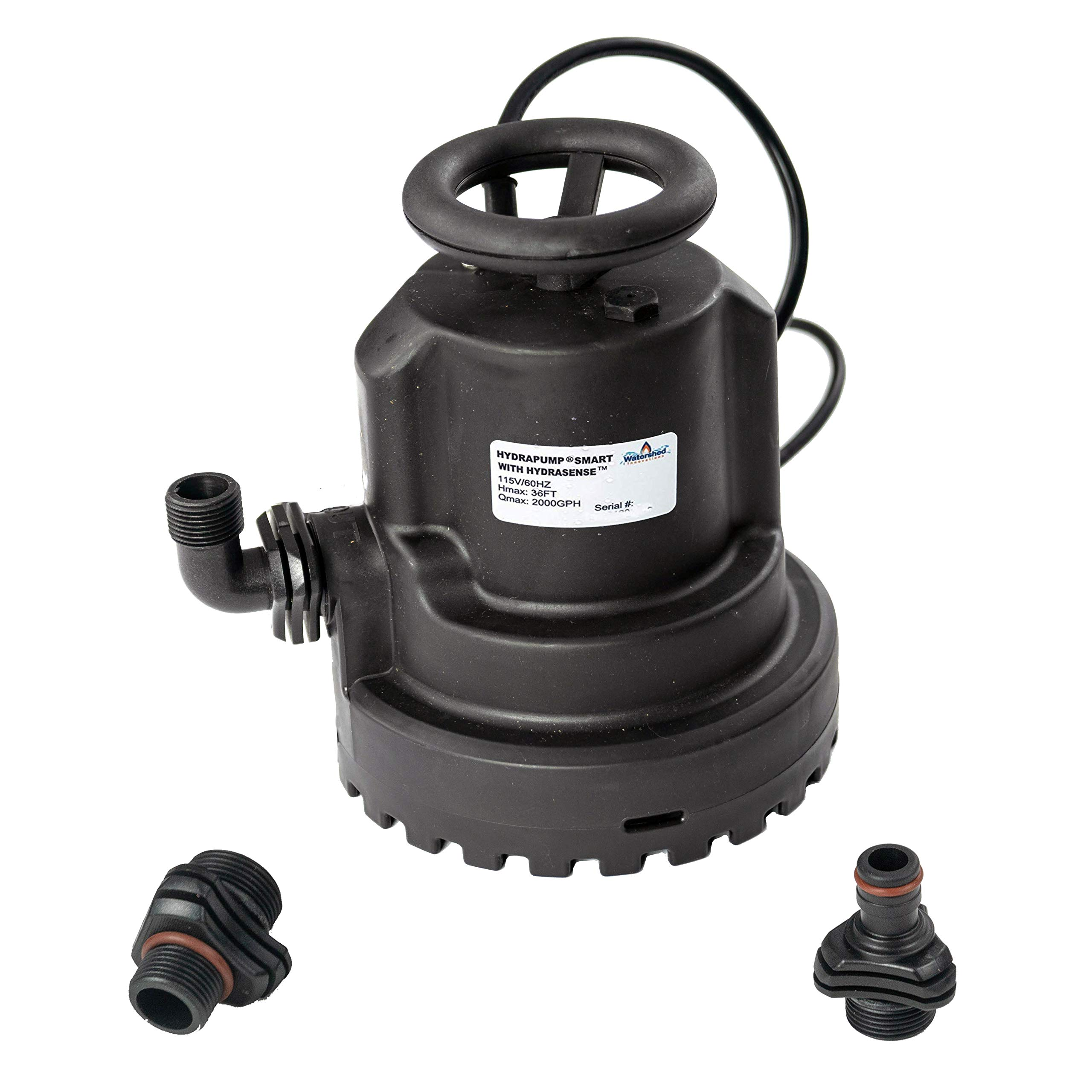 HydraPump Smart - Water Pump with HydraSense technology for automatic operation by HydraPump