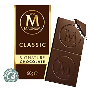 7199ebecc Image Unavailable. Image not available for. Color  Magnum Signature  Chocolate Classic Block ...