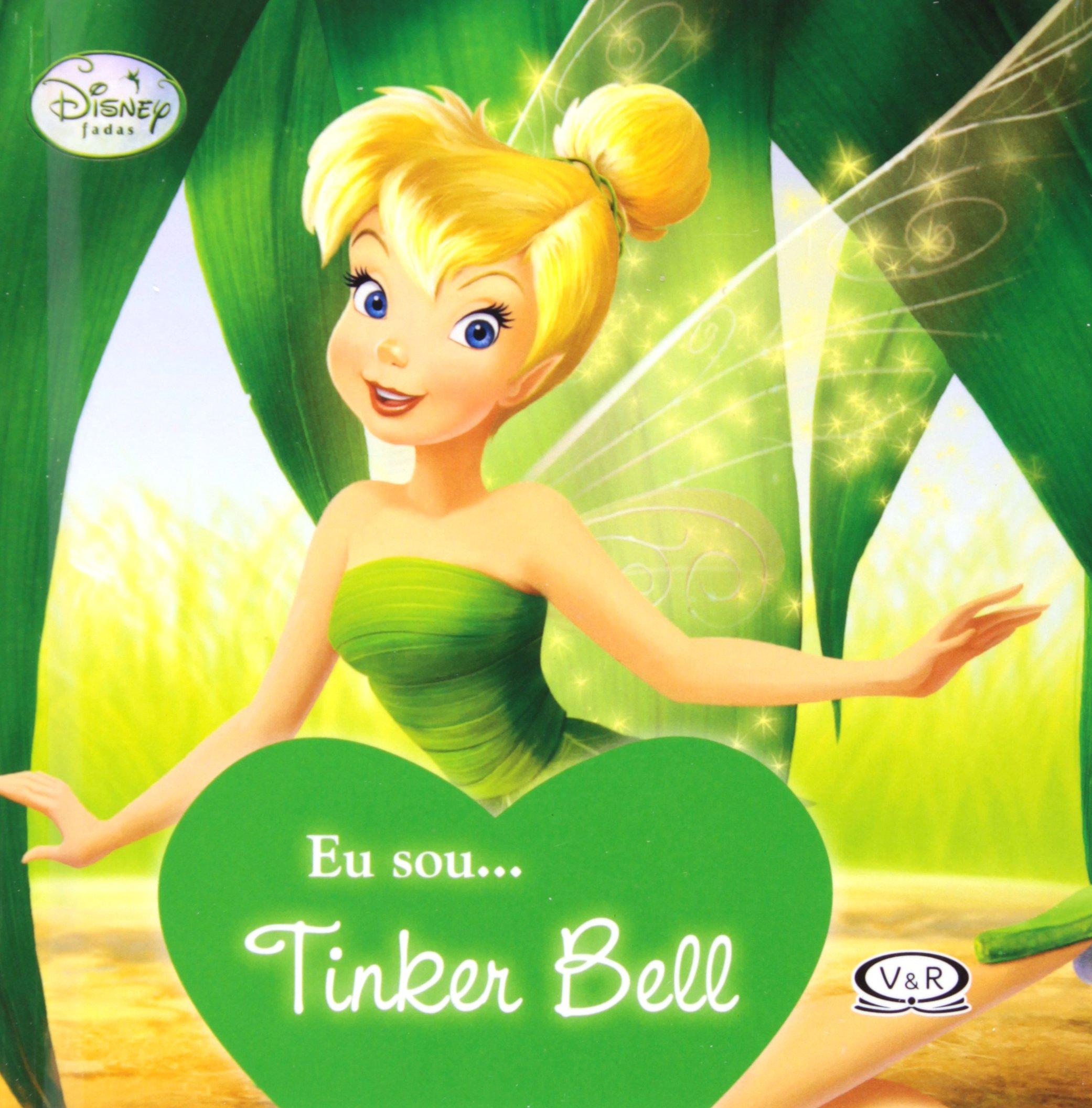 Eu Sou Tinker Bell Em Portuguese Do Brasil Cristina Alemany