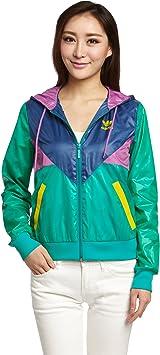 línea Servicio seguridad  adidas Originals Colorado Cortavientos para mujer chaqueta f78269, -  F78269, 8: Amazon.es: Deportes y aire libre