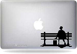Forrest Gump Sticker Decal MacBook, Air, Pro All Models