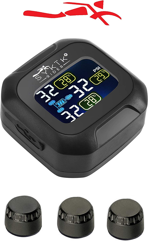 SYKIK Rider SRTP670 Tire Pressure Monitoring System