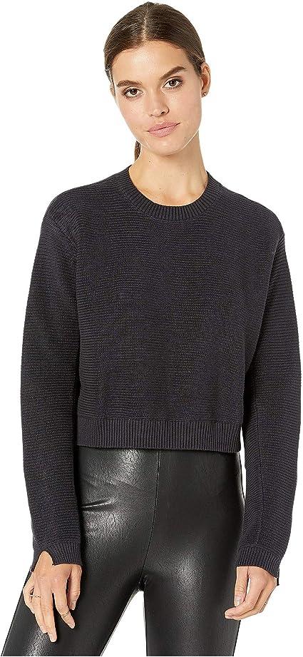 wie man serch moderner Stil detaillierte Bilder Hurley Damen W Weather Sweater Pullover: Amazon.de: Sport & Freizeit