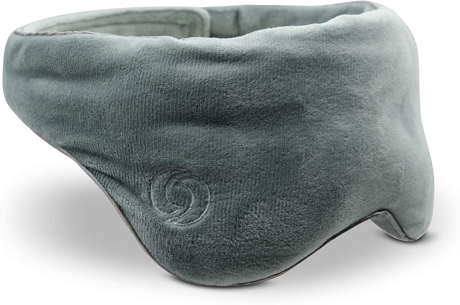 Orion Weighted Eye Mask for Sleeping, Relaxation, Stress Reducer Total Darkness