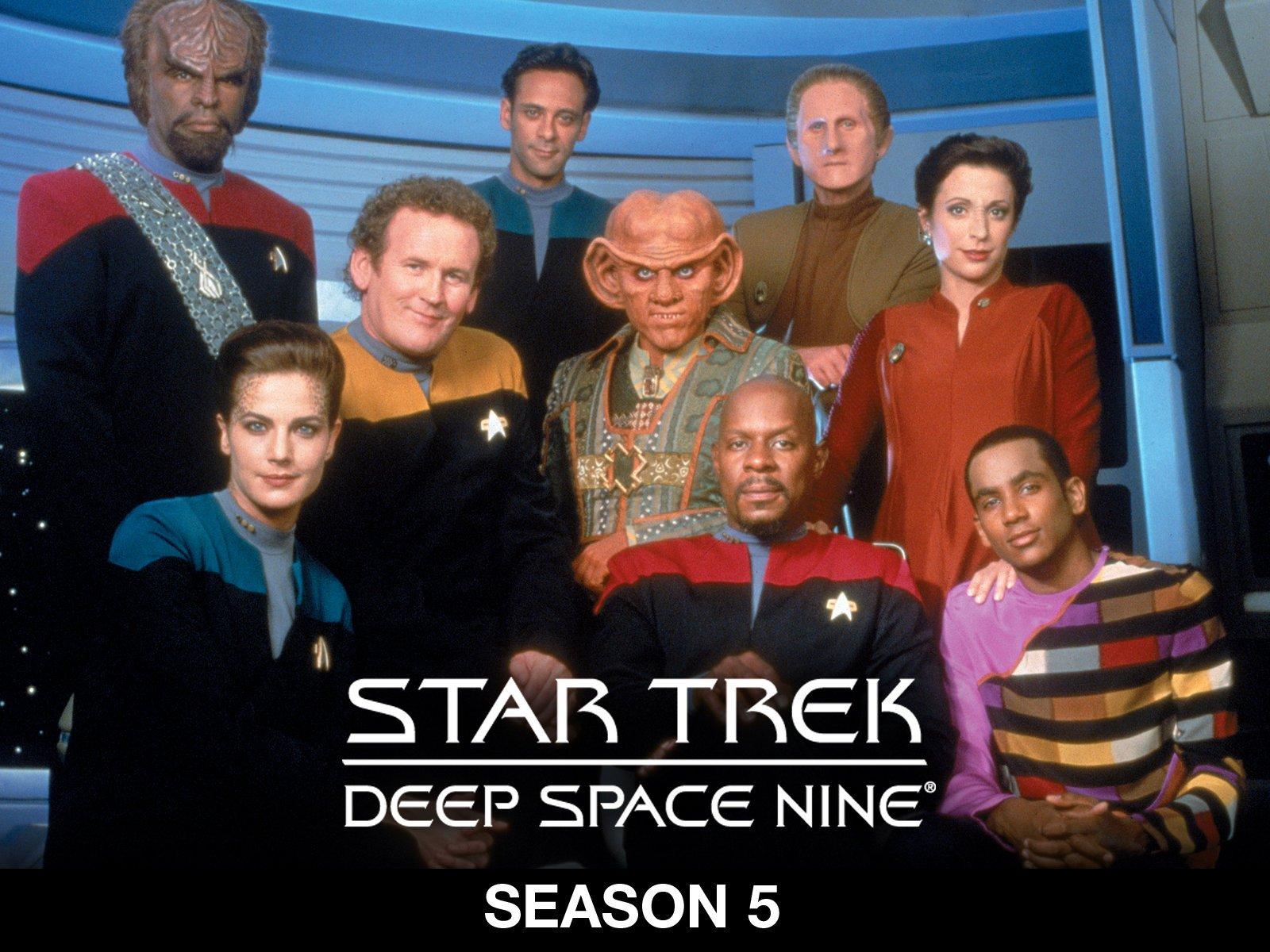 Watch Star Trek: Deep Space Nine Season 5   Prime Video