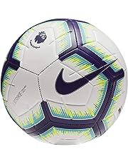 Nike Premier League Strike Football WHITE/PURPLE 18/19