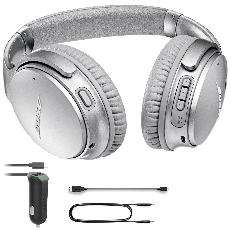 Bose QuietComfort 35 (Series II) Bluetooth Wireless Noise Cancelling Headphones