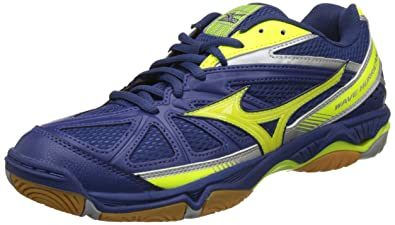 Mizuno Unisex V613B36 Wave Hurricane 2 Indoor Multisport Court Shoes  Buy  Online at Low Prices in India - Amazon.in 574219c48e