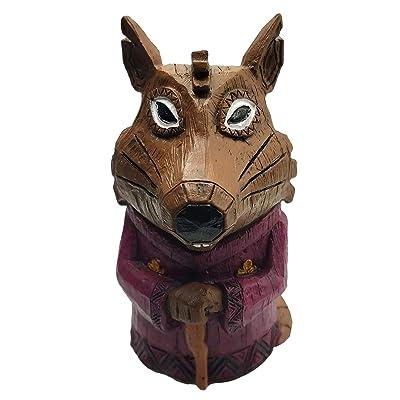 FOCO TMNT Eekeez Figurine, Master Splinter: Toys & Games