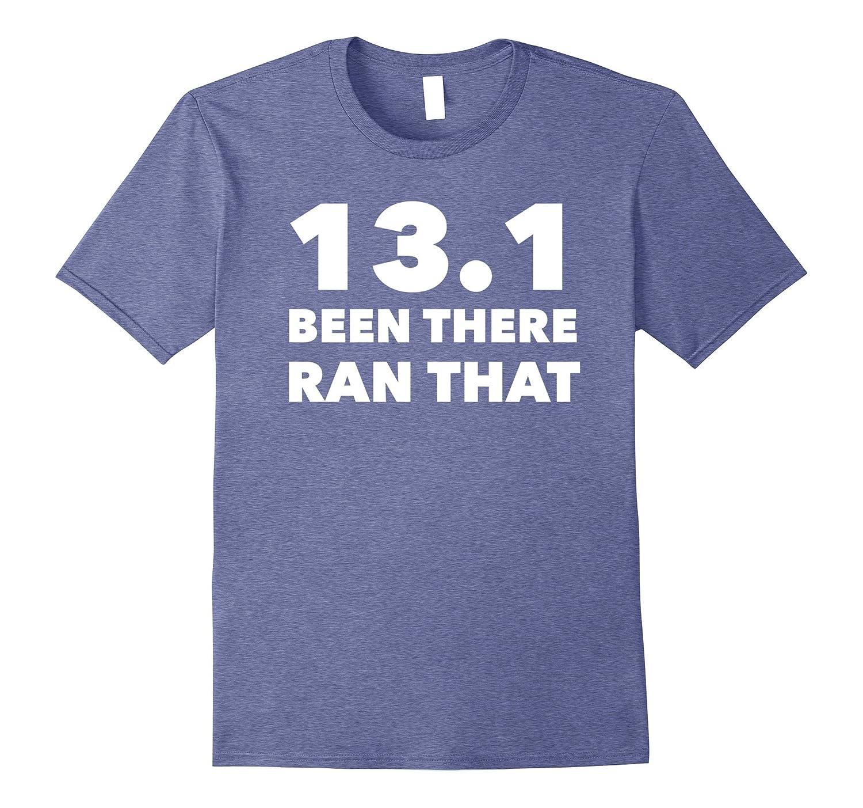 Half Marathon Shirt Half Marathon Gifts For Runners-TJ