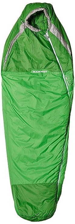 Mammut Schlafsack Kompakt 3-Season - Saco de dormir momia para acampada, color verde, talla 210 L: Amazon.es: Deportes y aire libre