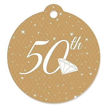 Amazon 50th Anniversary Wedding Anniversary Party Favor Gift