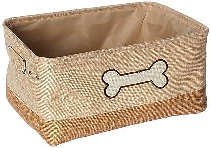 Winifred u0026 Lily Pet Toy and Accessory Storage Bin Organizer Storage Basket for Pet Toys  sc 1 st  Amazon.com & Amazon.com: Winifred u0026 Lily Pet Toy and Accessory Storage Bin ...